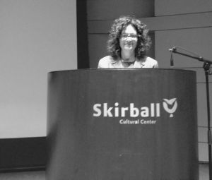 Skirball Talk April 2013